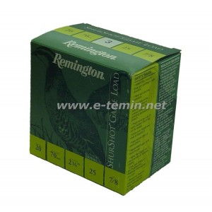 Remington 20Cal. 25Gr. Av Fişeği