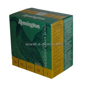Remington 20Cal. 28Gr. Av Fişeği