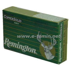 Remington Premier Copper Solıd Sabot Tek Kurşun