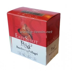 B&P Pellagri Easy Shot 12Cal. 28Gr. Av Fişeği