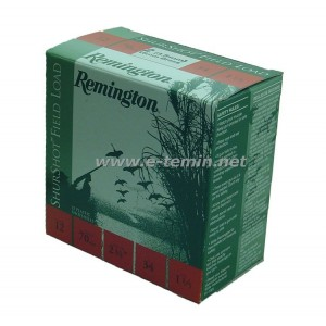 Remington 12Cal. 34Gr. Av Fişeği