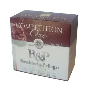 B&P Pellagri Competition One Trap Fişeği