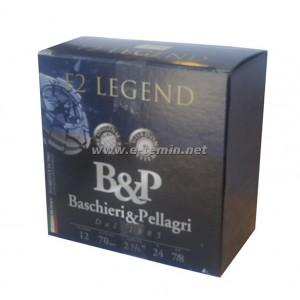 B&P Pellagri F2 Legend Trap Fişeği