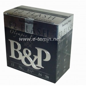 B&P Pellagri F2 Flash Trap Fişeği