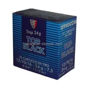 Fiocchi Top Black Trap Fişeği