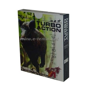 Yaf 12Cal. Turbo Action Tek Kurşun