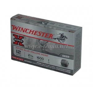 Winchester Super-X Rifled Slug Hollow Point Tek Kurşun