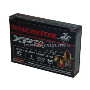 Winchester XP3 Elite 76mm Sabot Kurşun
