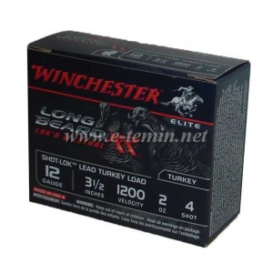 Winchester Long Beard XR 12Cal. 89mm 56Gr. Av Fişeği