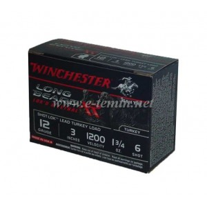 Winchester Long Beard XR 12Cal. 76mm 49Gr. Av Fişeği